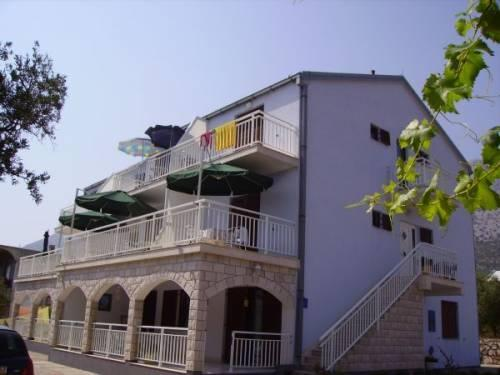 Apartments and rooms, peninsula Peljesac