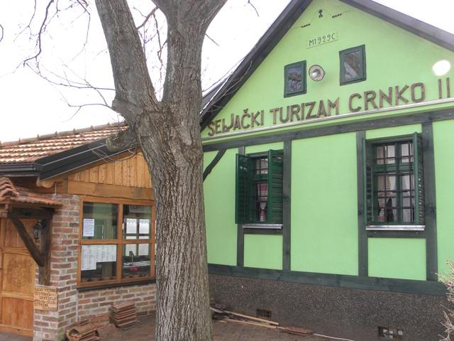 Rural tourism Crnko II