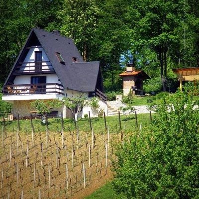 Vacation - cottage, tennis, Zagorje