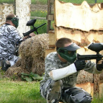 Paintball Interap