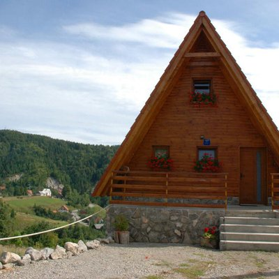 "Holiday house ""Vrh"" Ravna Gora"