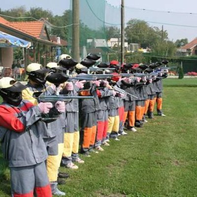 Adrenalin Paintball & Centre St. Sunday